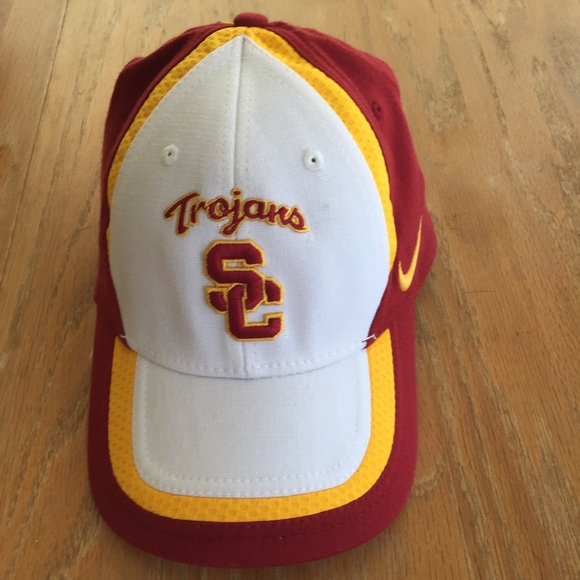 6c8b115dd USC Trojans Nike Hat